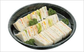サンドイッチ(5人前)¥2,000